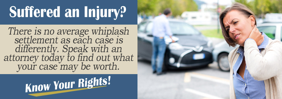 Whiplash From an Auto Accident