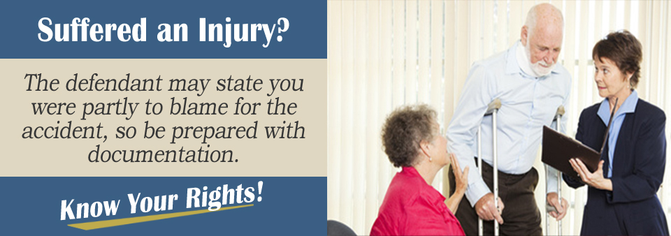 Wondering what the defenses are in a personal injury claim?