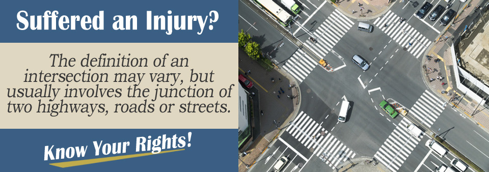 What is an Intersection by Law?