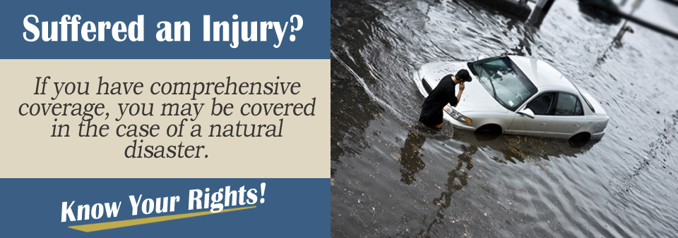 Does My Auto Insurance Cover a Natural Disaster?