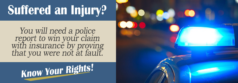 how to obtain a police report after an accident