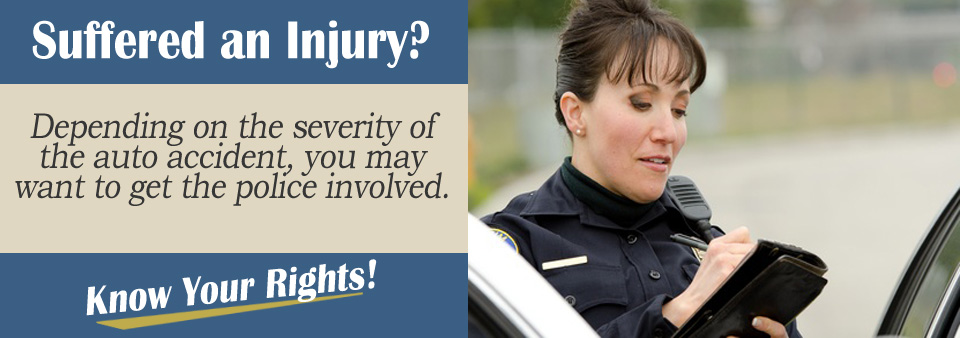 Can I Report My Auto Accident to the Police After the Fact?