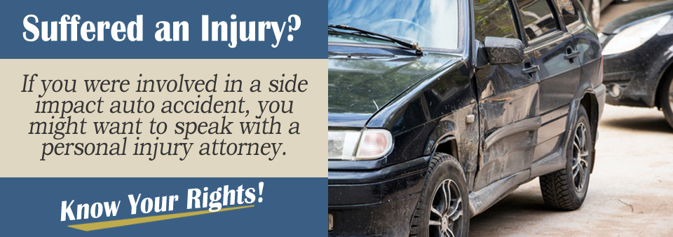 Who is at Fault in Side Impact Accidents?