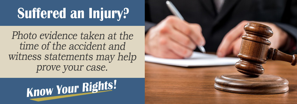Wondering what to prepare for a small personal injury claim?