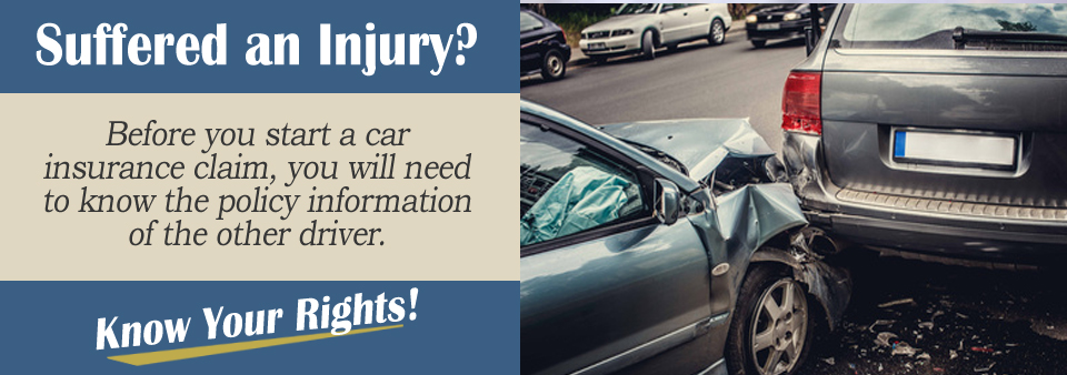 How do you start an auto insurance claim?