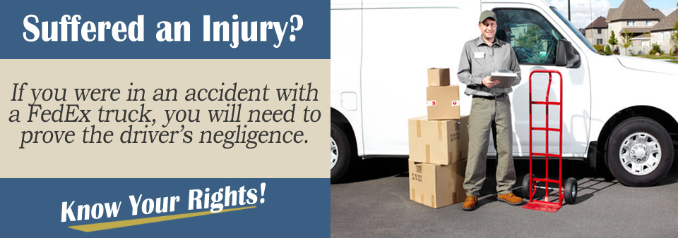 What is the Average Settlement for an Accident with FedEx?
