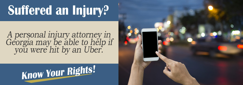 I Was Hit by an Uber in Georgia*