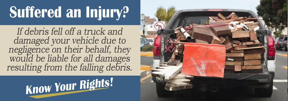 Sample Demand Letter – Car Damage From Fallen Debris