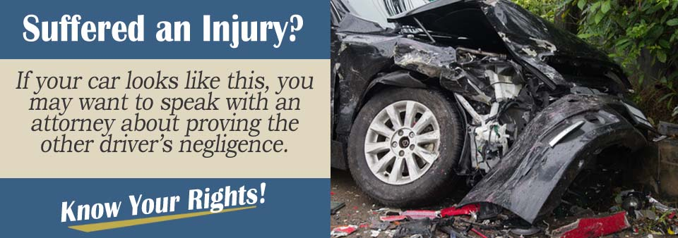 A Lawyer Explains How To Establish a Driver's Negligence in Car Crash