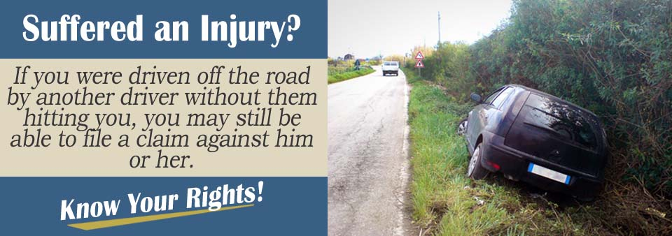 Finding a Car Accident Attorney If You Were Driven Off the Road