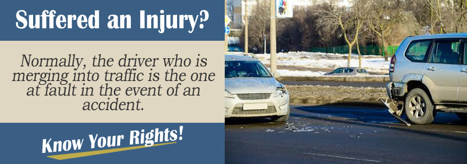 Who is Responsible for Medical Expenses After an Unexpected Lane Change Accident?