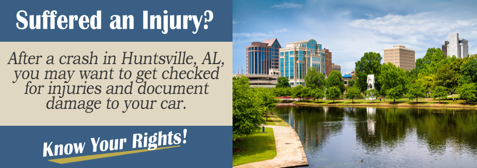 Auto Accident Resources in Huntsville, Alabama