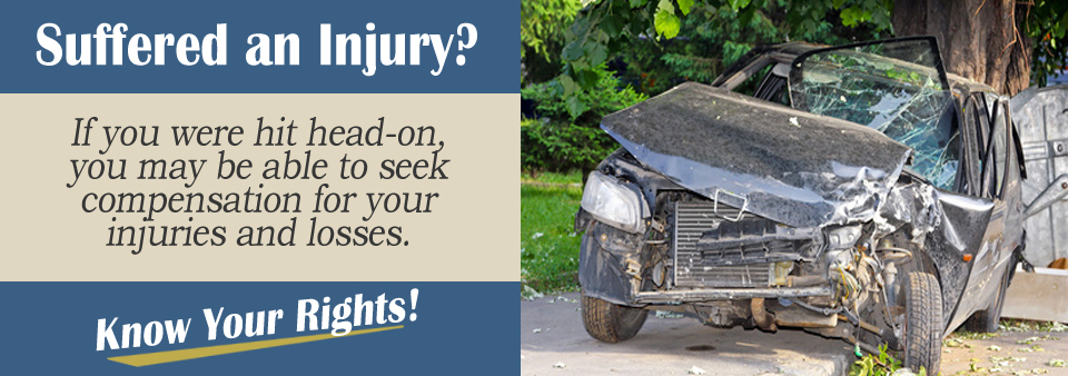 Head-on Collision Driver Personal Injury Lawyer