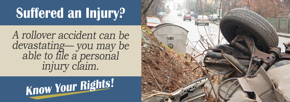 Rollover Accident Personal Injury Lawyer