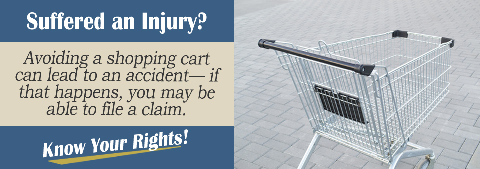 Shopping Cart Accident Personal Injury Lawyer