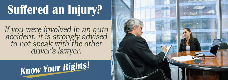 Tips For Dealing With The Other Party's Lawyer After An Accident