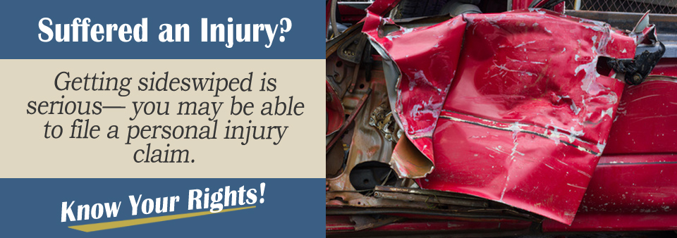 Sideswipe  Accident Personal Injury Lawyer