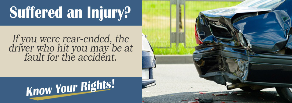 Auto Accident Scenario Tips - Who is at Fault in a Rear End Auto Accident?