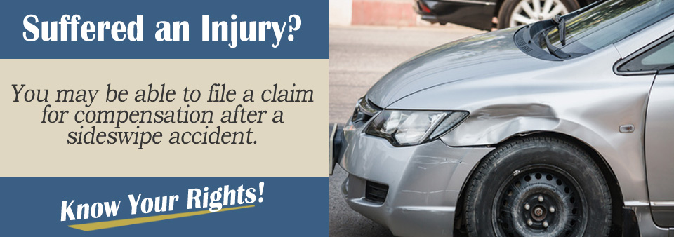 Auto Accident Scenario Tips - Who is at Fault in a Side Swipe Auto Accident?
