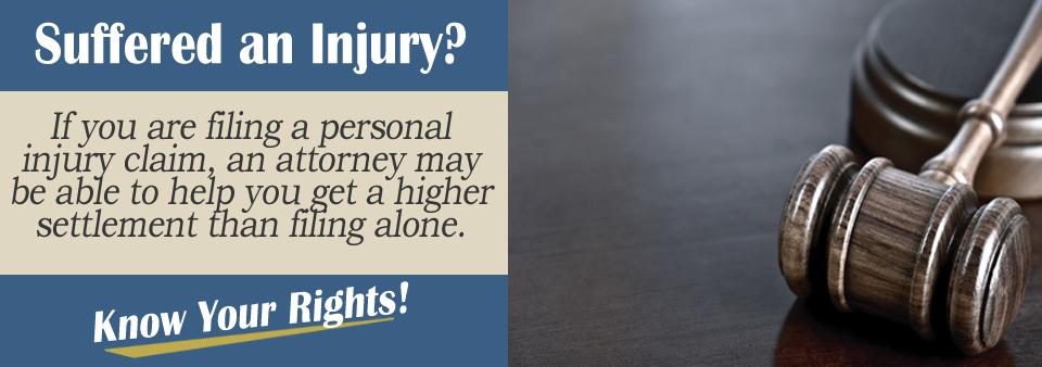 Speak with an attorney!