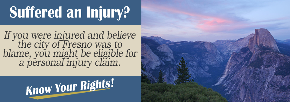 Personal Injury Claims Against the City of Fresno*