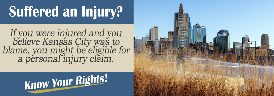Filing a Personal Injury Clam Against Kansas City, Missouri