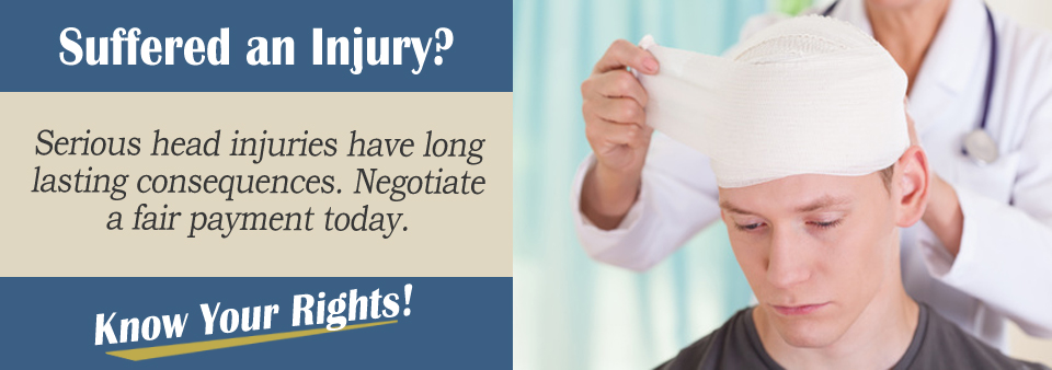 Head Injuries due to negligence?