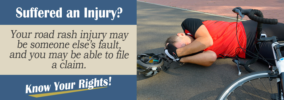 Road Rash Injuries From an Auto Accident