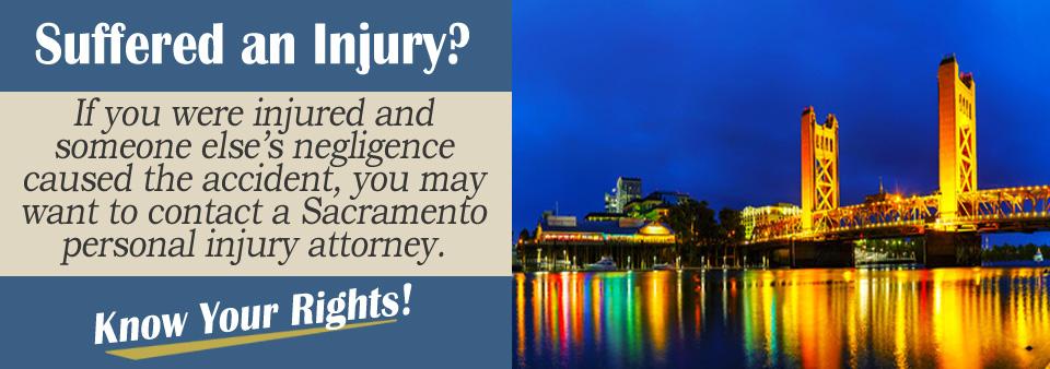Personal Injury Attorneys in Sacramento