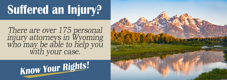Wyoming Personal Injury Attorneys