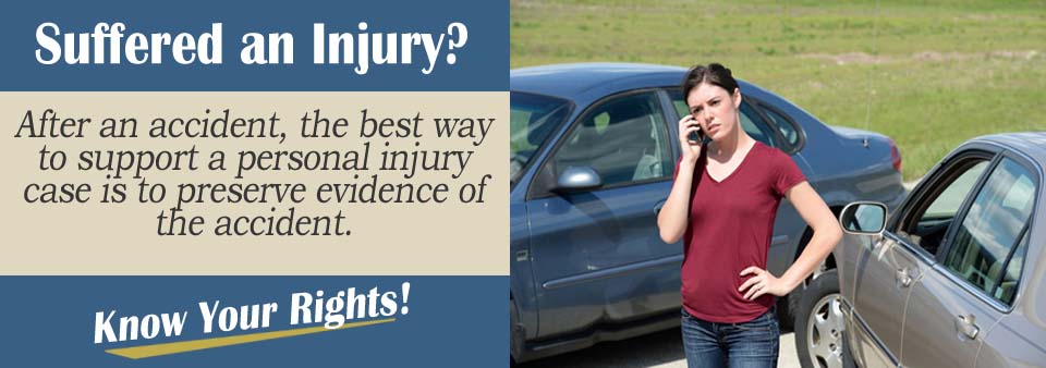 Documenting Auto Accident Personal Injury Lawyer