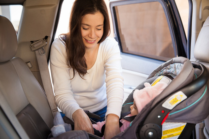 Protect your child with a properly selected car seat