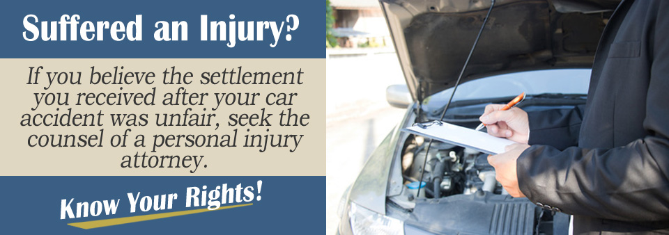 How Do I Know If My Car Accident Settlement Is Fair Or Not