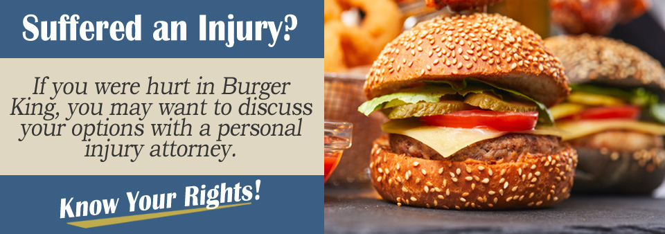 Can a Doctor Help With a Claim For a Burger King* Slip and Fall?